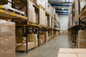pallet storage warehousing