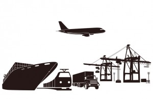 freight forwarders for commercial goods