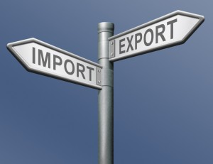import and export international freight forwarding