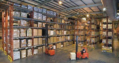 warehouse and distribution challenges