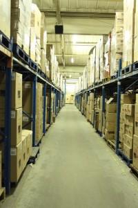 Warehousing business plan