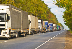 road haulage in the UK