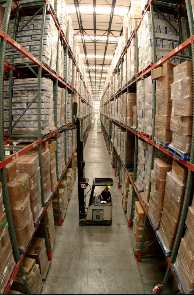 supply chain risks in logistics