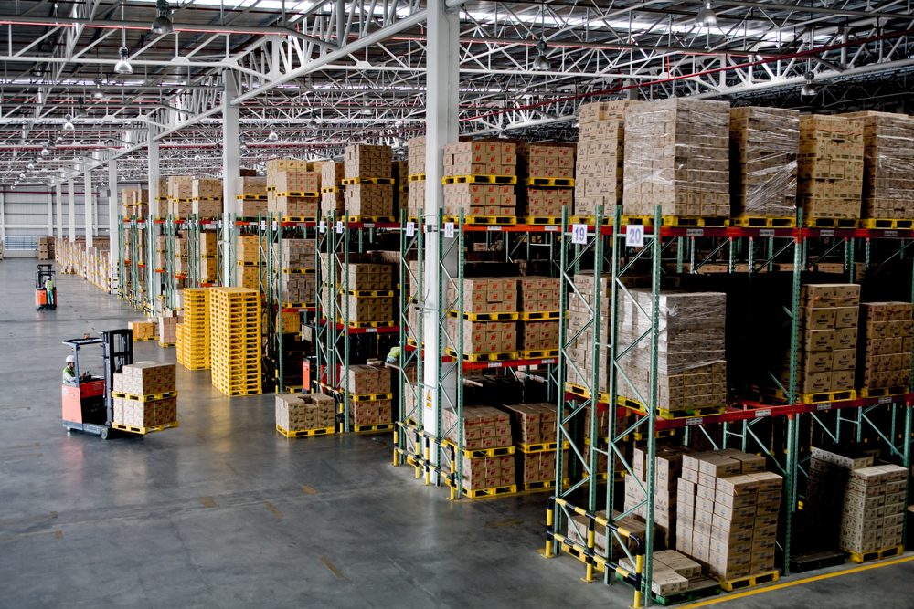 Pallet storage costs