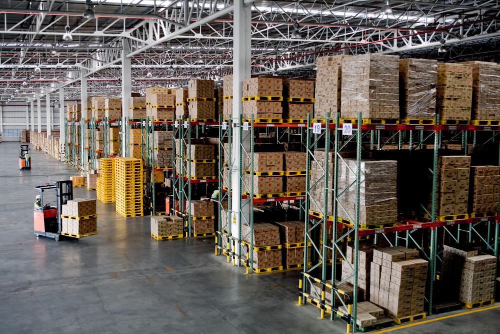 Pallet storage costs